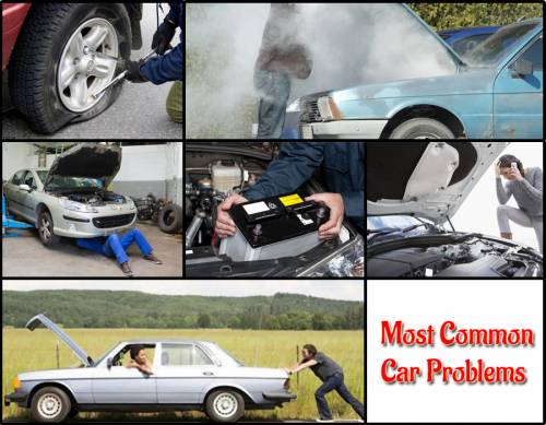 Most Common Car Problems