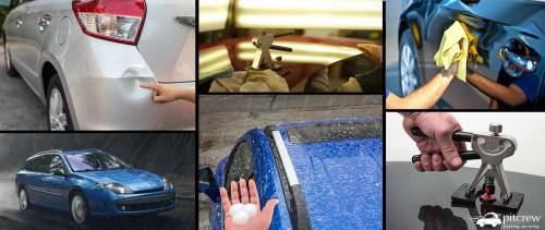 Advantages of Getting the Paintless Dent Repair Process for Your Car