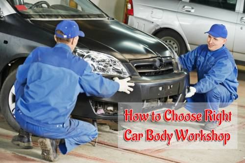 Car Body Workshop