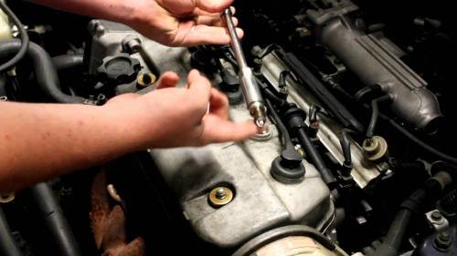 Replace Your Spark Plugs