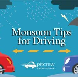 Monsoon Tips for driving