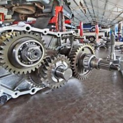 Problems Car Gearbox